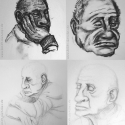 Study: An Elderly Man