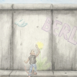 Artwork: Fighting The Wall